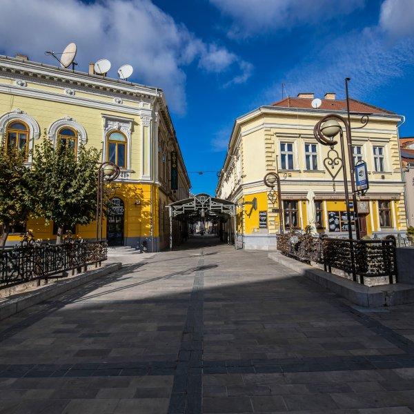 Miskolc képekben - belváros